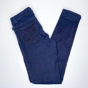 Rock & Republic Studded Black Skinny Jeans